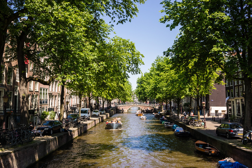 Amsterdam, The Netherlands, Europe
