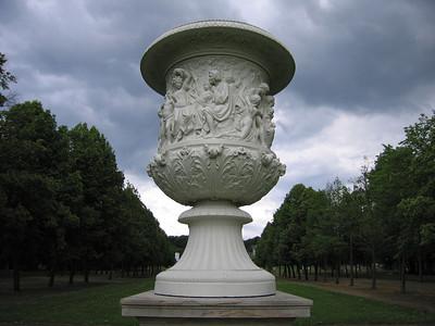 Barok tuinelement