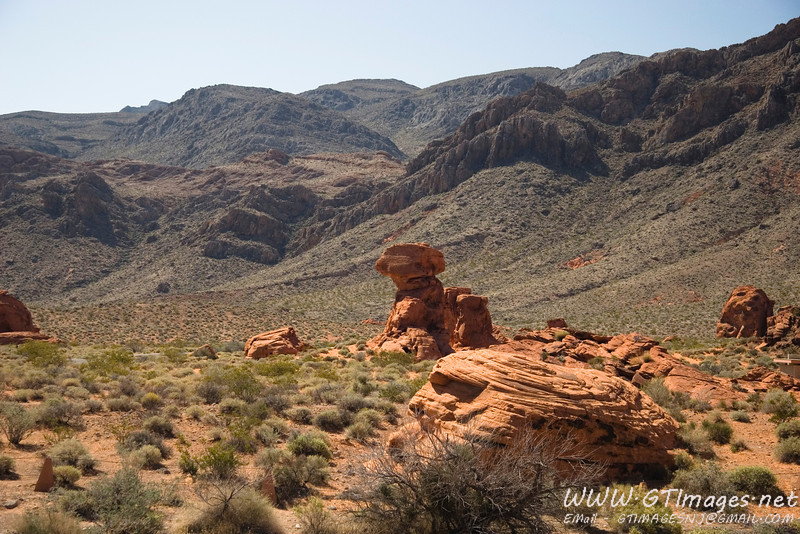 More of the Valley Of Fire.
