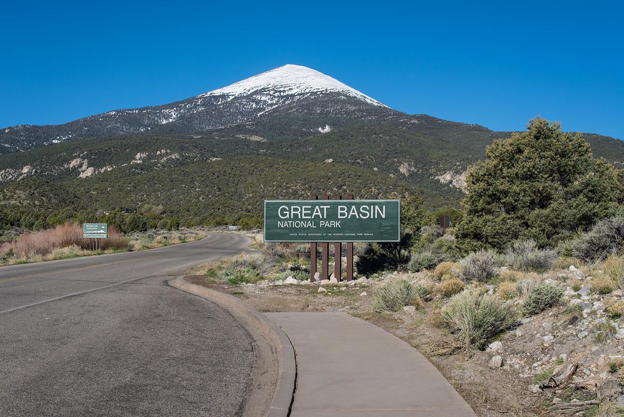 Great Basin National Park, Nevada - April 2016