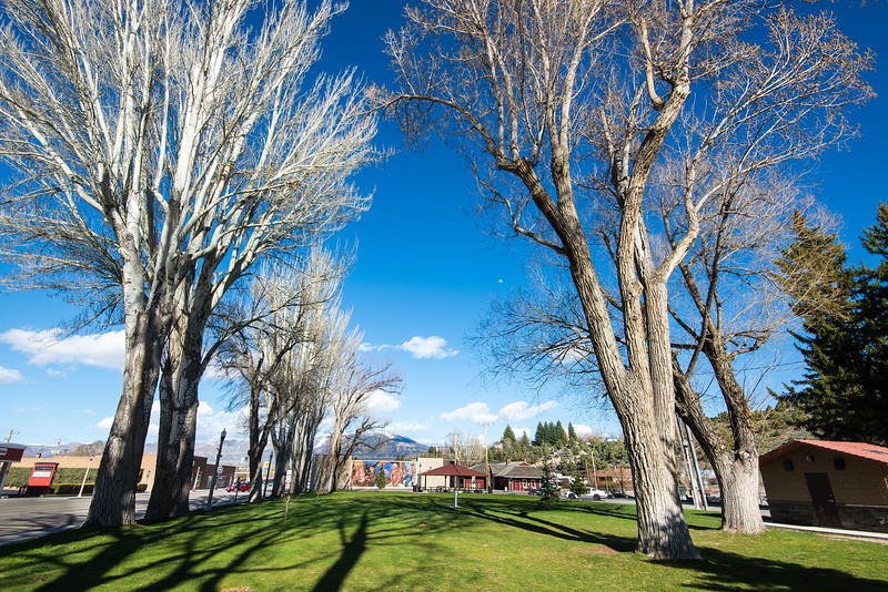 Ely, Nevada - April 2016