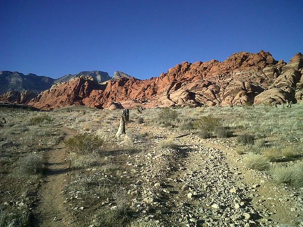 Nevada Arizona Winter 2011
