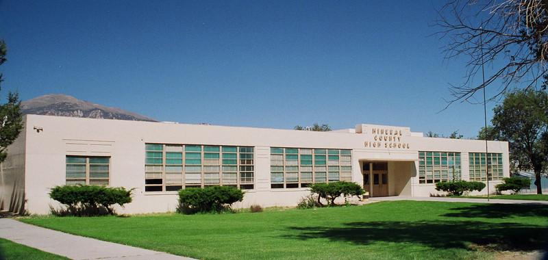 Mineral County High School<br /> Hawthorne, Nevada