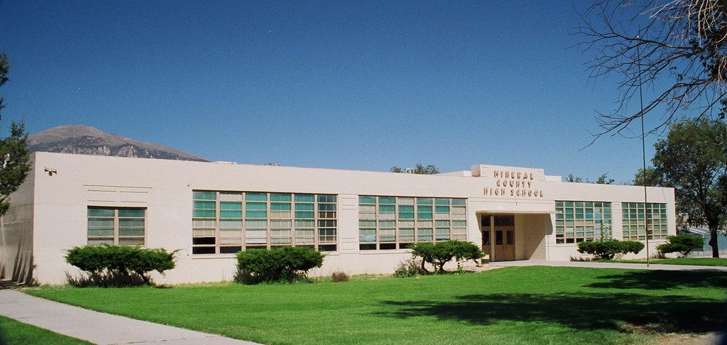 Mineral County High School<br /> Hawthorne, Nevada