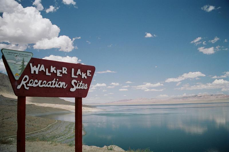 Walker Lake - Hawthorne, Nevada
