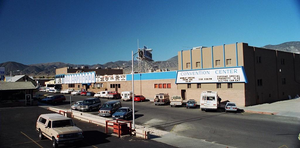El Capitan casino - Hawthorne, Nevada
