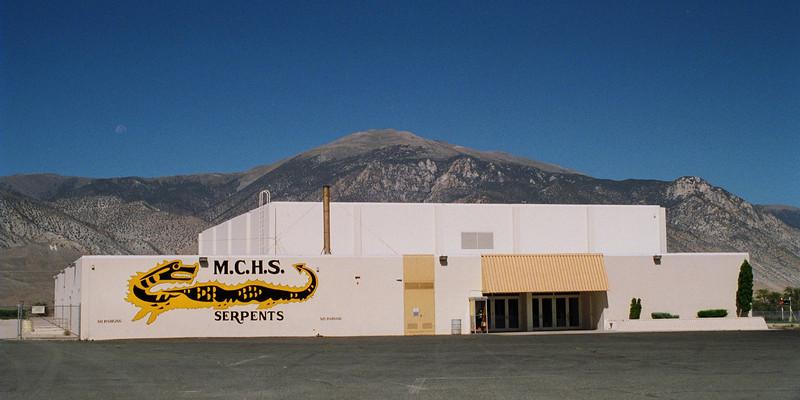 Mineral County High School Gym - Hawthorne, NV