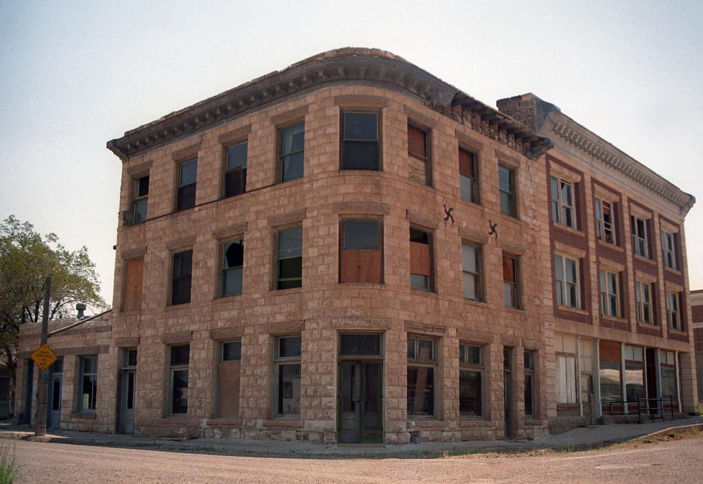 Old Mercantile Bldg, Goldfield, NV