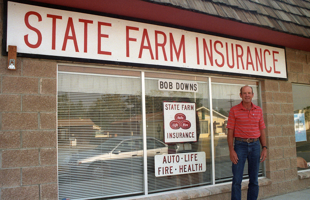 State Farm Insurance Office<br /> Hawthorne, NV