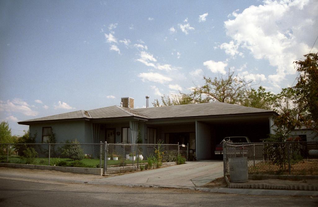 childhood home<br /> Hawthorne, NV