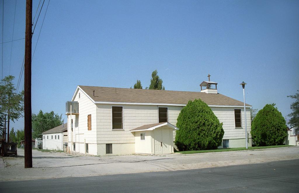 First Baptist Church, Hawthorne, NV