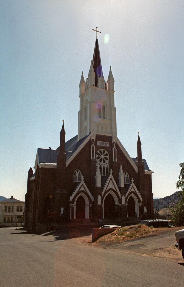 St. Mary's <br /> Virginia City, NV