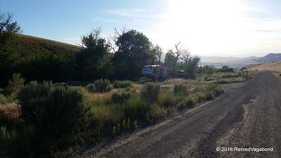 Water Canyon Camp - Nevada