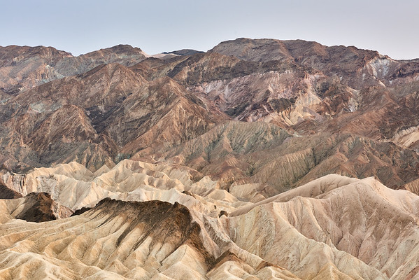 Amargosa Range - Death Valley National Park