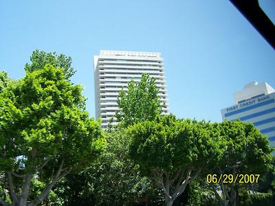 Sierra Tower Apartments:  Cher, Lindsey Lohen, Matthew Perry, Matthew Macanehey