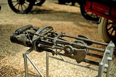 Steam Engine - Harrah's Auto Museum, Reno, NV