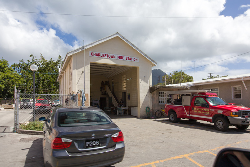 Charlestown Fire Station