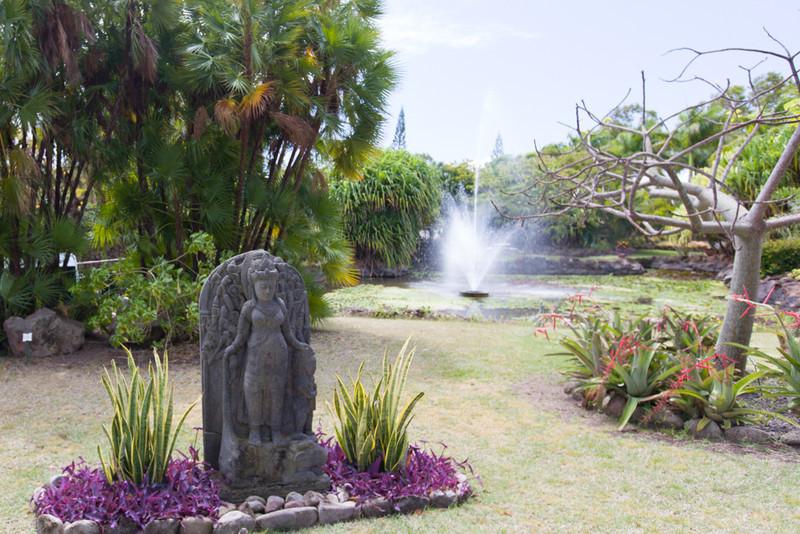 Nevis Botanical Garden