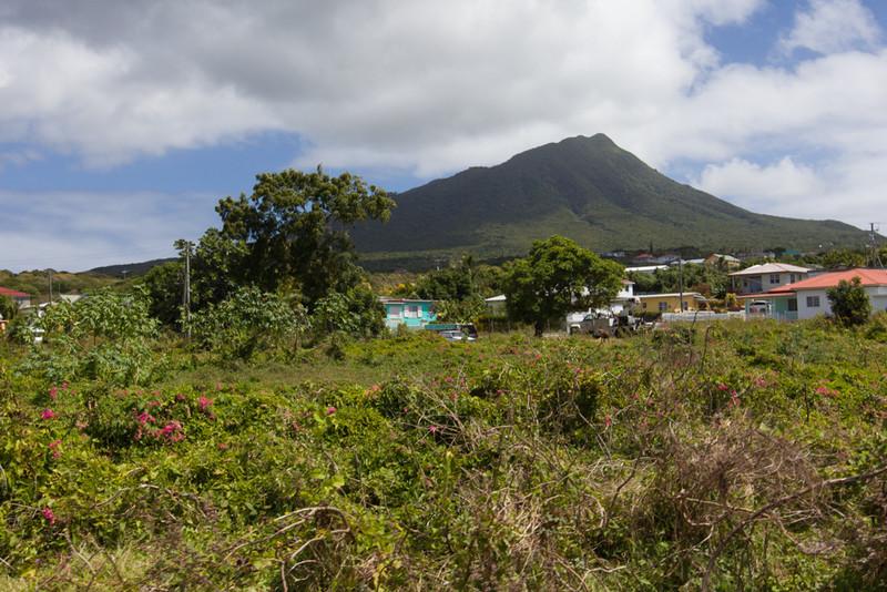 Nevis Mountain