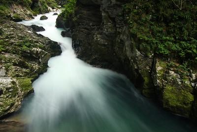 Vintgar Gorge, Slovenia