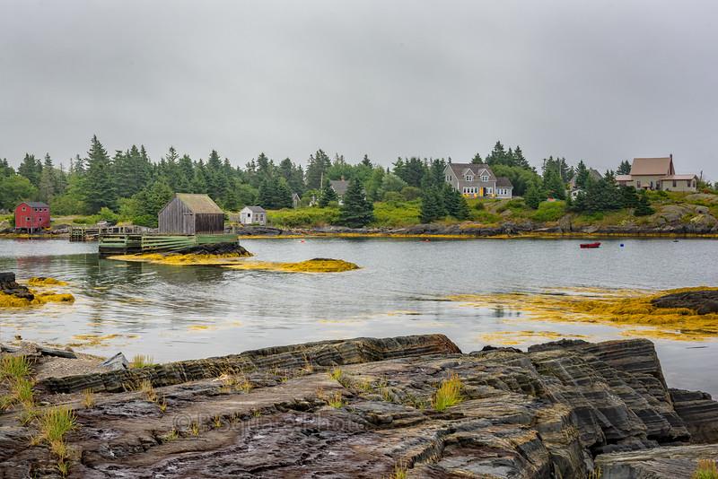 New Brunswick and Nova Scotia