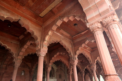 Dewan-I-Aam, The Red Fort, Delhi, India