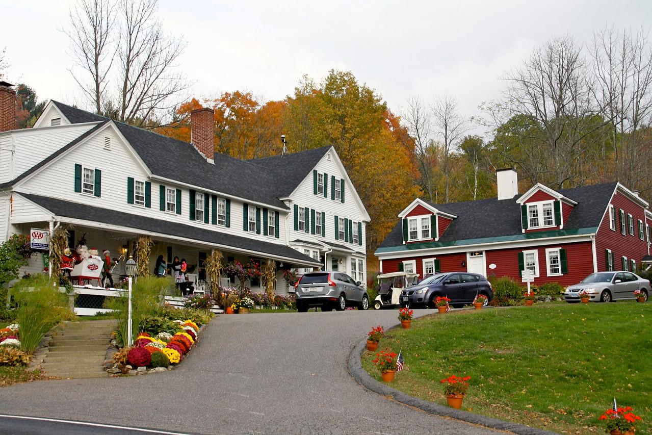 Christmas Farm Inn, New Hampshire