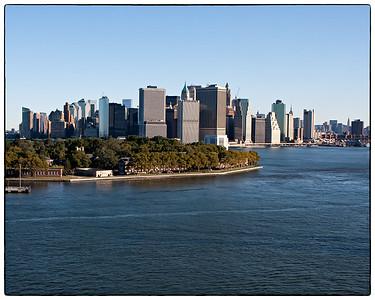 New England - New York City