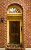<h2>Yellow Door in Salem</h2>Another entry in the door collection. Salem, Massachusetts.