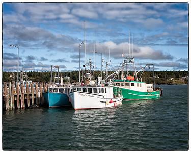 New England - Peggy's Cove Nova Scotia