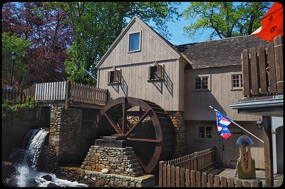 Plymouth Grist Mill, Plymouth MA