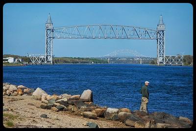 Cape Cod Canal Railroad Bridge