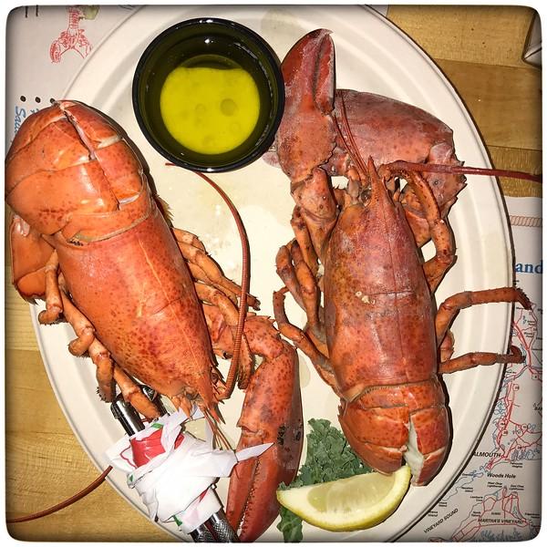 Twin Main Lobsters