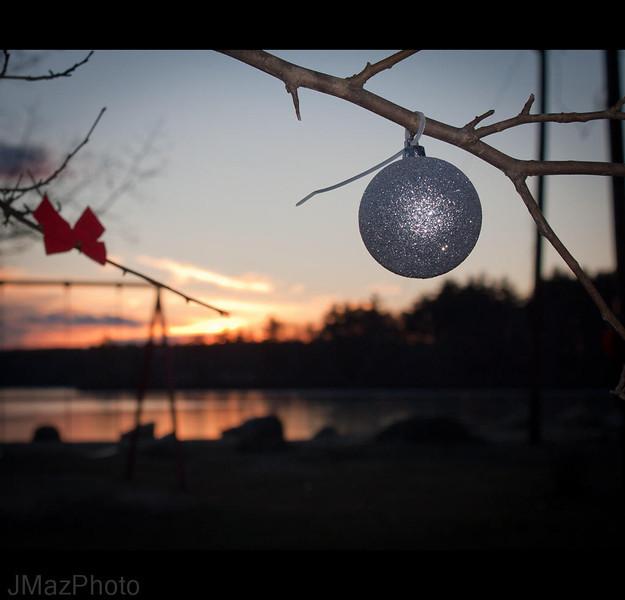 Christmas Sunset - 350/365
