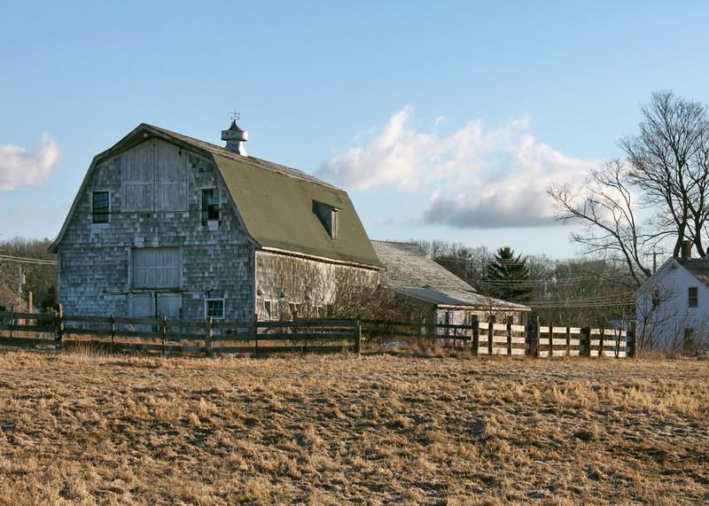 Northboro Road Barn – 035/365