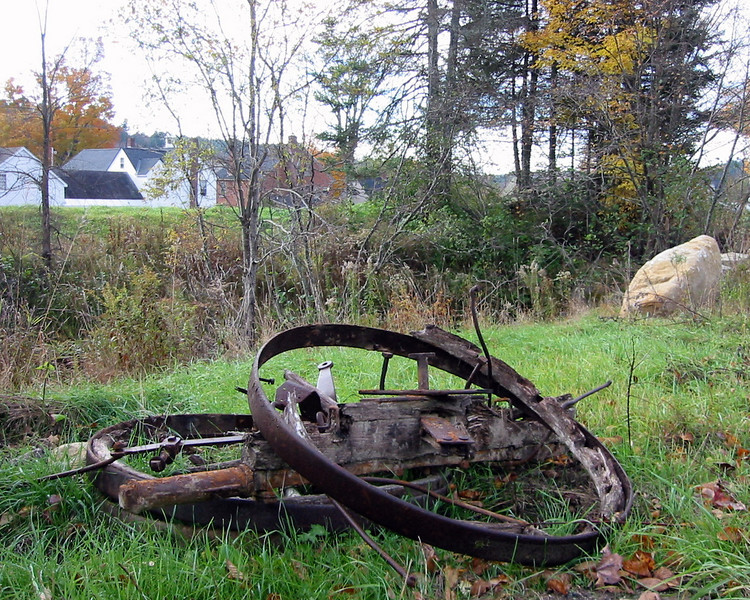 Draggin wagon