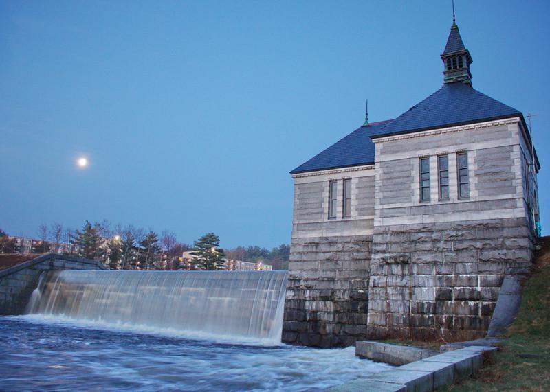 Pre-dawn Dam II
