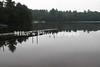 One of many lakes in Adirondacks