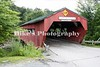 Another covered bridge in Taftsville