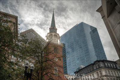 Boston Old and New
