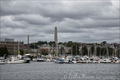 Bunker Hill Monument, Boston, USA