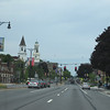 driving through Pittsfield