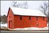 Harrisville, New Hampshire Barn<br /> February 2009