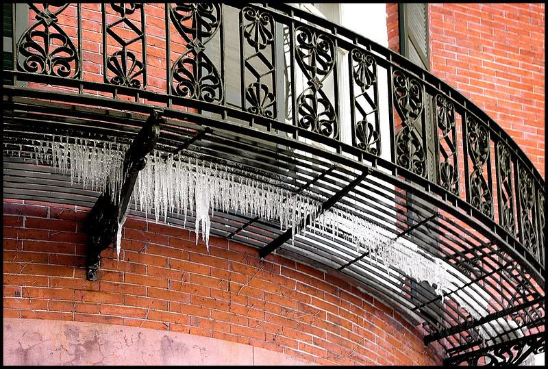 Boston Balcony<br /> February 2009