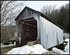 Covered Bridge, Grafton, Vermont<br /> February 2009