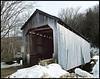 Covered Bridge, Grafton, Vermont<br /> February 2009