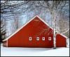 Barn, Grafton, Vermont<br /> February 2009