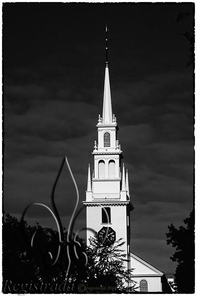 Trinity Church, Newport