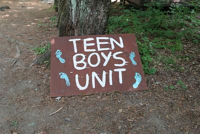Teen Boys Unit