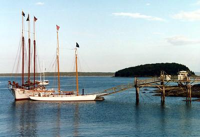 Maine, Acadia NP 1994